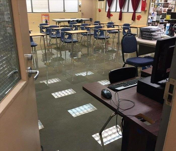 Commercial 4 Methods for Mitigating Water Damage