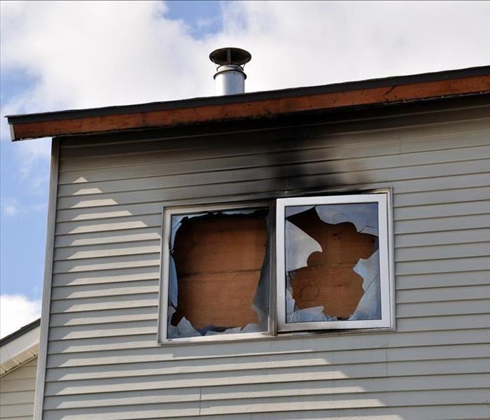 Fire Damage  What You Should Know About Boarding Up Your Home in an Emergency